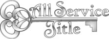 All Service Title